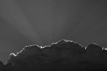 Niamey - Levende donderwolk
