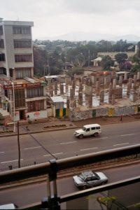 Addis Ababa - Green cake