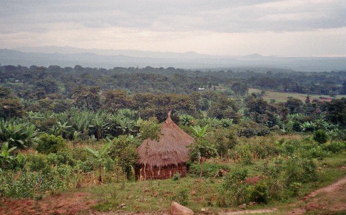 Van Hawasa naar Dila - Ethiopië