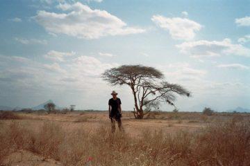 Van Sololo naar Bubisa - Gespierde bedelaars - Kenia