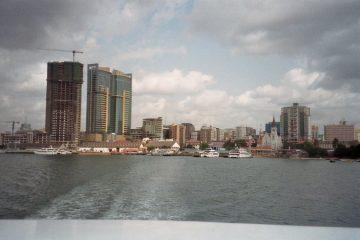Van Bagamoyo naar Dar es Salaam - Magische steden