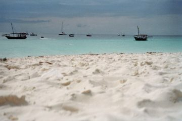 Van Dar es Salaam naar Nungwi - Aparte plekken - Zanzibar