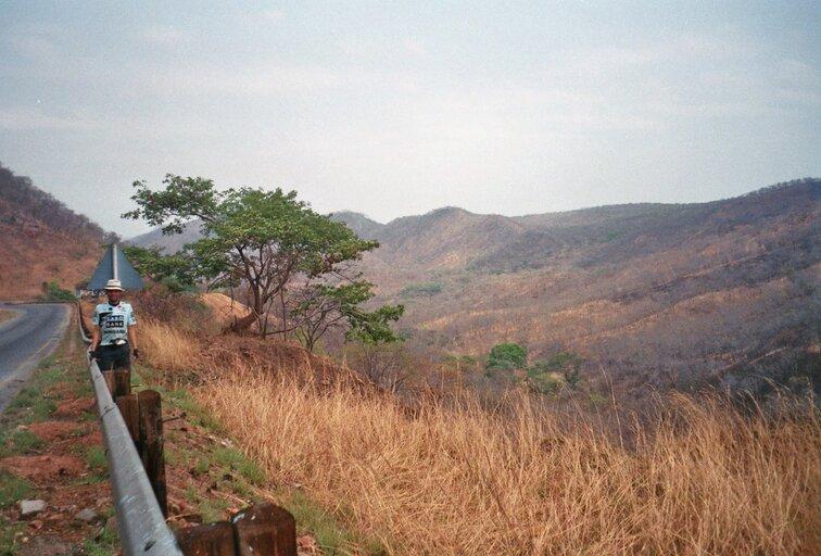 Van Choma naar Zimba - Pompende bas