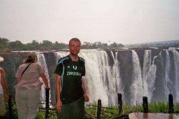Victoria Falls - Watervallen