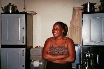 Victoria Falls - Zwarte Koningin