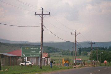Van eMkondo naar Volksrust - Hotelkamers